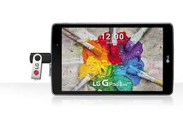Tablet giá rẻ LG G Pad III 8 inch lên kệ tại Canada
