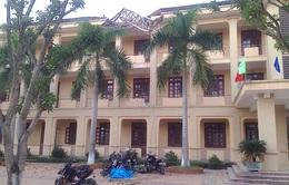 Khởi tố vụ án sập cần cẩu đè tử vong học sinh tại Nghệ An