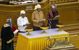 Tổng thống Myanmar nhậm chức, cuộc chuyển giao lịch sử