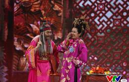 Gala cười 2017: Xuân Hinh - Thanh Thanh Hiền hóa ông tơ bà nguyệt, Công Lý xỉn quắc cần câu