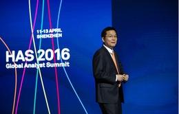 Huawei tuyên bố ưu tiên cho chiến lược IoT