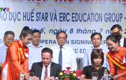 Hệ thống giáo dục Huế Star ký kết hợp tác giáo dục với Singapore