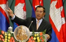 Thủ tướng Hun Sen: Tham gia hoạt động gìn giữ hòa bình là vinh dự đối với Campuchia