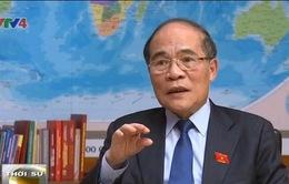 Quốc hội Việt Nam tiếp tục hướng tới đảm bảo dân chủ, nhân quyền và tiến bộ xã hội