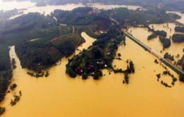 Kiểm tra công tác khắc phục hậu quả sau mưa lũ tại Hà Tĩnh và Nghệ An