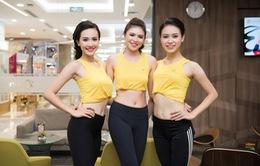 Sau loạt bê bối, thí sinh Hoa hậu Việt Nam 2016 lại tươi như hoa