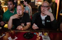 New York tăng thuế thuốc lá để giảm lượng người hút thuốc