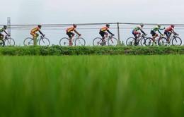 Ảnh: Khoảnh khắc ấn tượng chặng 8 Giải xe đạp quốc tế VTV Cúp – Tôn Hoa Sen 2016
