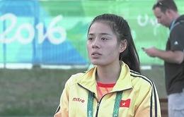Nguyễn Thị Huyền chia sẻ sau nội dung 400m