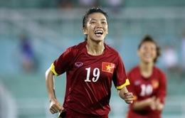 [KT] Bán kết giải bóng đá nữ ĐNÁ, Myanmar 3-3 (pen 4-5) Việt Nam: Thắng lợi kịch tính!