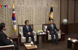 Hàn Quốc nỗ lực ổn định chính trị