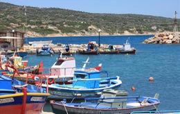 Ngành du lịch Hy Lạp ảm đạm do khủng hoảng người tị nạn