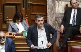 Hy Lạp thông qua các biện pháp cải cách mới