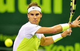 Vòng 1 ATP Qatar Open: Nadal vất vả ngược dòng, Ferrer sớm bị loại
