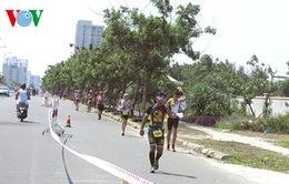 Sôi động Ironman 70.3 Việt Nam 2016 tại Đà Nẵng