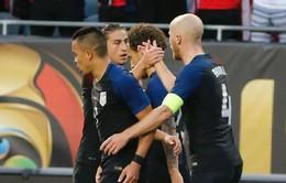 VIDEO Copa America 2016: Tổng hợp trận đấu Mỹ 4-0 Costa Rica