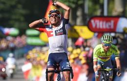 Tour de France: Jarlinson Patano về nhất chặng 15, Froome tiếp tục giữ áo vàng