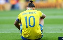 Ibrahimovic tuyên bố chia tay ĐT Thụy Điển sau EURO 2016