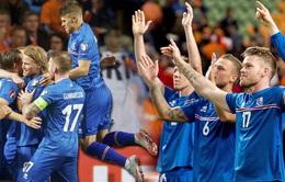 Điểm nhấn tứ kết EURO 2016: Iceland kết thúc câu chuyện cổ tích!