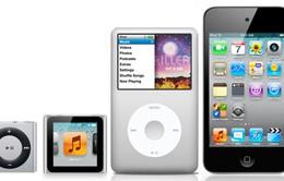 Apple kỷ niệm sinh nhật 15 tuổi của iPod