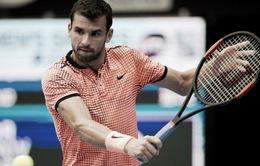 Tứ kết China Open 2016: Dimitrov lần đầu đánh bại Nadal