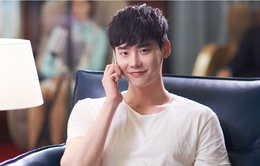 Lee Jong Suk trải lòng về phim W và diễn xuất sến sẩm