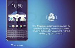 BlackBerry sẽ ra mắt mẫu smartphone cuối cùng tại CES 2017?