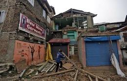 Động đất 6,6 độ Richter rung chuyển Nam Á