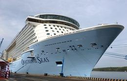 Siêu du thuyền hiện đại nhất châu Á đến Vũng Tàu