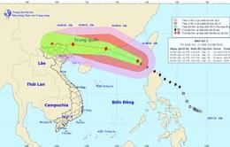 Không loại trừ khả năng bão số 2 đổ bộ trực tiếp vào đất liền nước ta