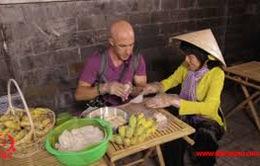 Cô Út bán chuối nướng được thế giới vinh danh