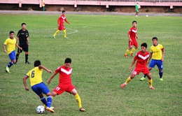 CLB TP.Hồ Chí Minh tập nhẹ trước trận gặp Viettel