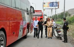 Yêu cầu từ chối phục vụ bến bãi đối với 150 xe khách vi phạm