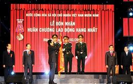 Huyện Hiệp Đức, Quảng Nam đón nhận Huân chương Lao động hạng Nhất