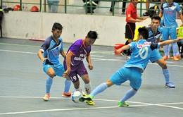 Khởi tranh giải Futsal vô địch quốc gia 2016