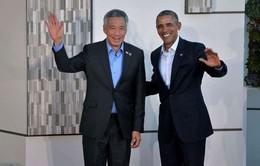 Thủ tướng Lý Hiển Long được đón tiếp đặc biệt như thế nào tại Mỹ?