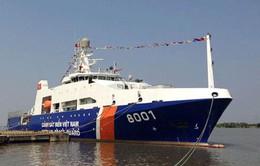 """""""Kình ngư"""" CSB 8001 - Niềm tự hào của vùng cảnh sát biển 3"""