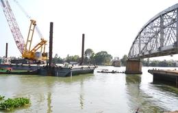 Đồng Nai bắt đầu xây mới cầu Ghềnh