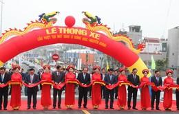 Thông xe cầu vượt Ô Đông Mác - Nguyễn Khoái