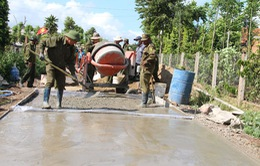 Đăk Lăk đầu tư gần 295 tỷ đồng xây dựng nông thôn mới