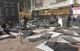 Châu Âu tăng cường an ninh sân bay sau khủng bố ở Brussels