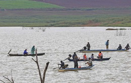 Tìm thấy nạn nhân cuối cùng trong vụ lật xuồng trên hồ Đại Ninh