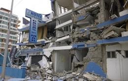 Động đất tại Ecuador, 50 người thương vong