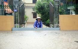 Quảng Ninh: Di dời gần 100 hộ dân do mưa lũ