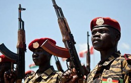 Nguy cơ nội chiến tái diễn sau giao tranh tại Nam Sudan