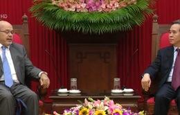 Đề nghị IMF tiếp tục tư vấn chính sách thiết thực cho Việt Nam