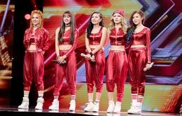 Nhân tố bí ẩn: 5 cô gái nóng bỏng của S Girl khiến giám khảo tranh giành