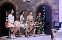 """Hoa hậu Mai Phương Thúy """"chen chân"""" vào bộ 3 The Face"""