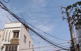 Đường dây điện cao thế từng gây chết người vẫn tồn tại trong khu đông dân cư