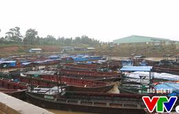 Công điện ứng phó áp thấp nhiệt đới ngoài biển Đông